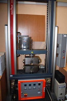 Универсальная испытательная машина Zwick/Roell Z050