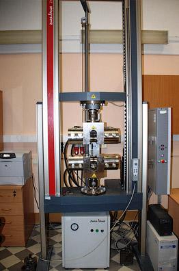 Универсальная испытательная машина Zwick/Roell Z100